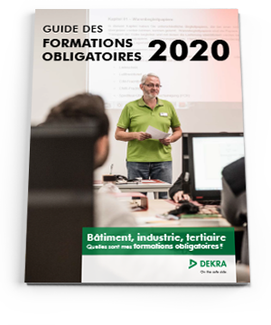 Guide des formations obligatoires 2020